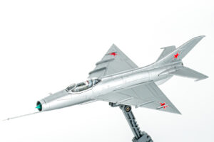 A&A モデルズビット の1/72 Ye-5 プラモデルの完成品