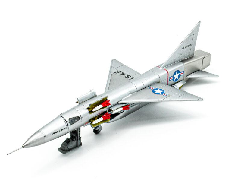 ビーバーコーポレーション 1/144 XF-103 3Dプリンタキットの完成品