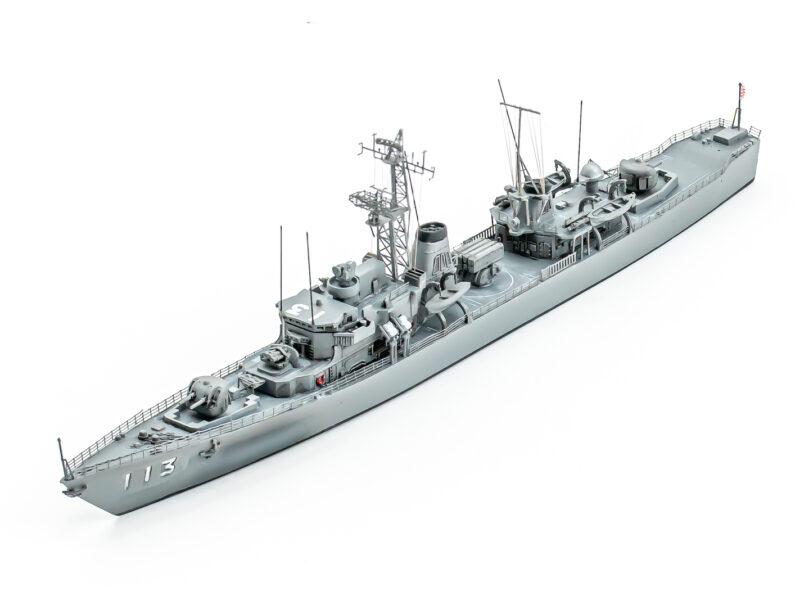 ピットロード 1/700 海上自衛隊護衛艦「やまぐも」 プラモデル 完成品