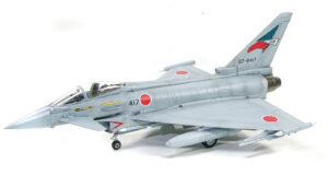 ドイツレベル 1/48 ユーロファイター タイフーン 航空自衛隊仕様 完成品