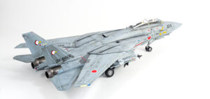 ファインモールド 1/72 F-14A  架空航空自衛隊仕様 完成品