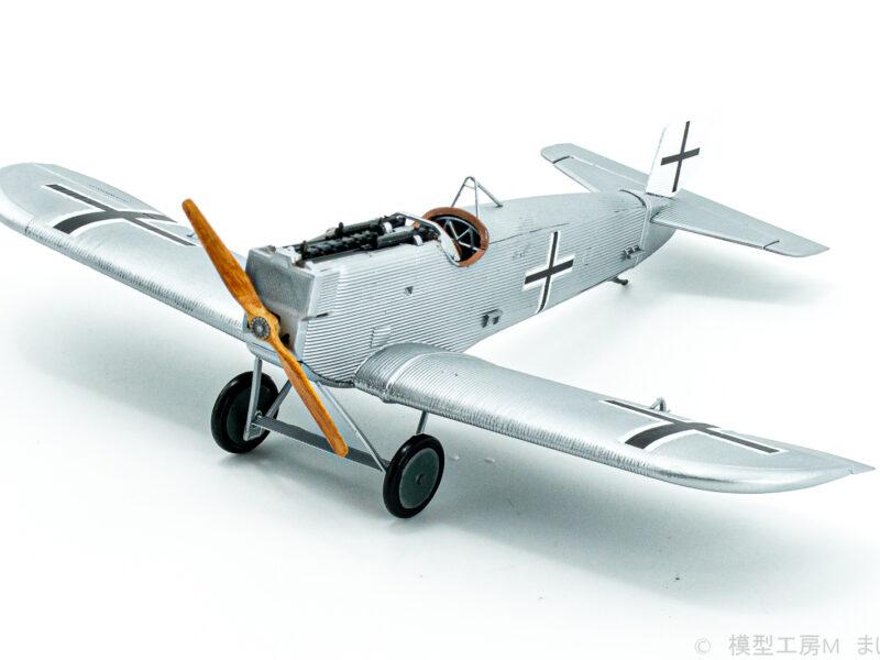 ローデン 1/48  ユンカースD1 プラモデル 完成