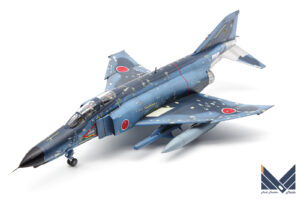 ファインモールド 1/72 航空自衛隊F-4EJ改 プラモデル 洋上迷彩 完成品
