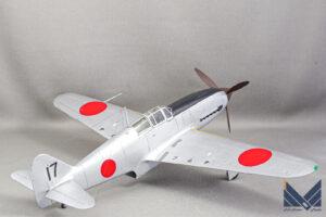 アイレイキャット/ハセガワ 1/32 日本陸軍三式戦闘機 飛燕 Ⅱ型改 完成品