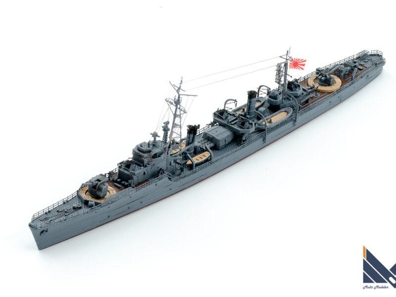 ヤマシタホビー 1/700 日本海軍松型駆逐艦 竹 プラモデル 完成品