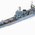 ジミ 1/700 日本海軍重巡洋艦 利根 プラモデル 完成品